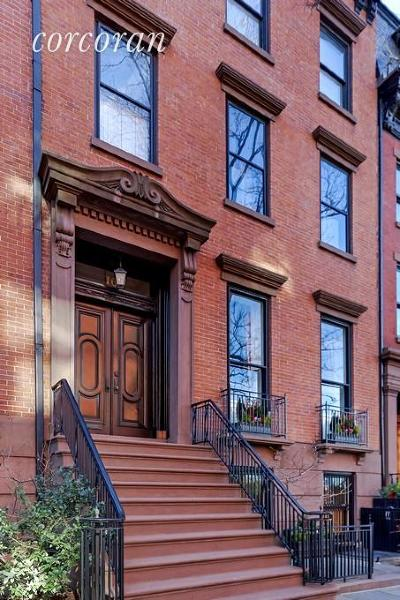 Brooklyn Heights Building For Rent For Rent: 16 Remsen St