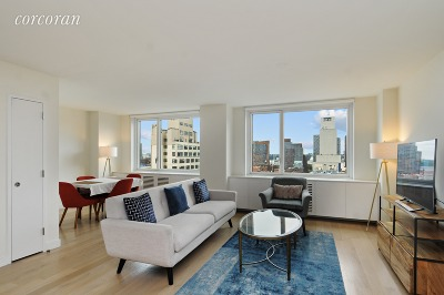 Midtown West Unit For Rent For Rent: 301 W 53rd St