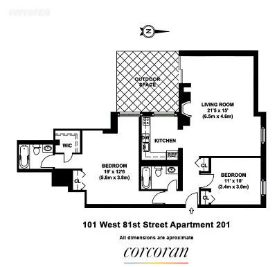 Upper West Side Unit For Sale For Sale: 101 W 81st St
