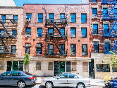 Manhattan Unit For Sale For Sale: 162 E 2nd St
