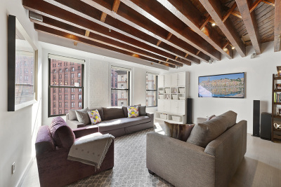 Manhattan Unit For Sale For Sale: 1 Worth St