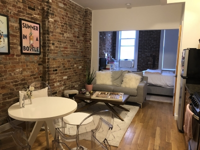 Manhattan Unit For Rent For Rent: 164 Ludlow St