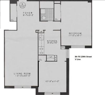 Queens Unit For Sale For Sale: 84-70 129th St
