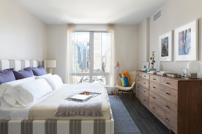Manhattan Unit For Rent For Rent: 555 10th Ave #24B