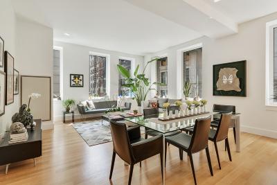 Manhattan Unit For Sale For Sale: 101 Leonard St