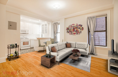 Manhattan Unit For Rent For Rent: 1240 Park Ave