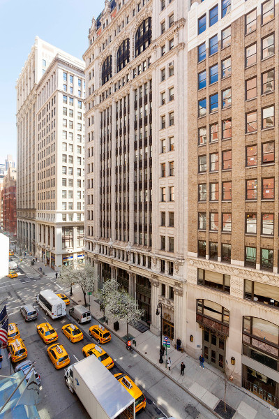 Manhattan Unit For Rent For Rent: 80 Madison Ave