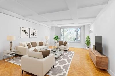 Manhattan Unit For Sale For Sale: 55 Central Park W