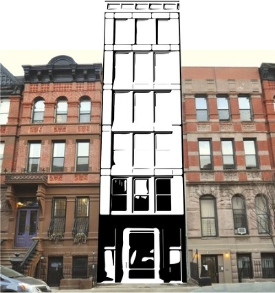 New York Building For Sale For Sale: 262 W 121st St