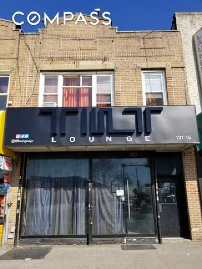 Queens Building For Sale For Sale: 131-15 Jamaica Ave