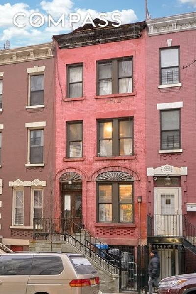 New York Building For Sale For Sale: 565 W 159th St
