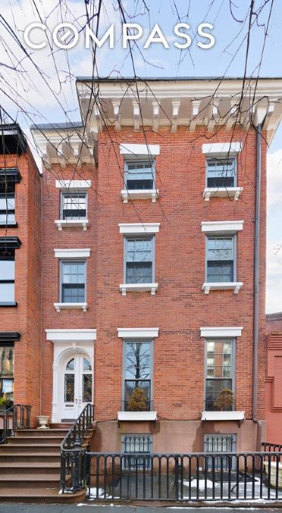 Brooklyn Heights Building For Sale For Sale: 118 Joralemon St