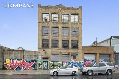 Williamsburg Building For Sale For Sale: 225 Cook St