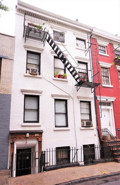 West Village Building For Sale For Sale: 17 Gay St