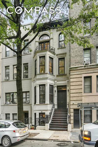 Upper West Side Building For Sale For Sale: 323 W 87th St