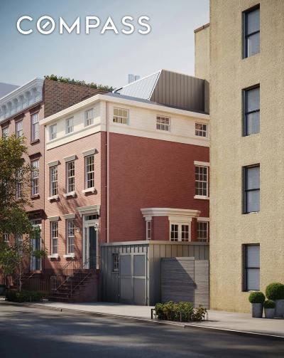 West Village Building For Sale For Sale: 65 Horatio St