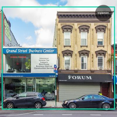 Williamsburg Building For Sale For Sale: 717 Grand St