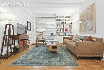 Upper West Side Unit For Sale For Sale: 410 Central Park W