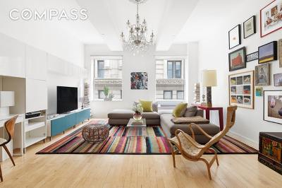 New York Unit For Sale For Sale: 15 Broad St