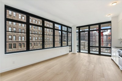 New York Unit For Sale For Sale: 50 W 30th St