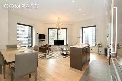 New York Unit For Sale For Sale: 75 Wall St