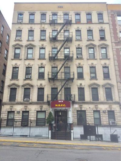 New York Unit For Sale For Sale: 504 W 139th St