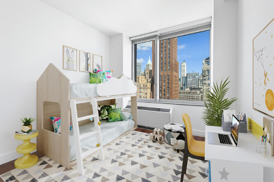 New York Unit For Sale For Sale: 30 West St