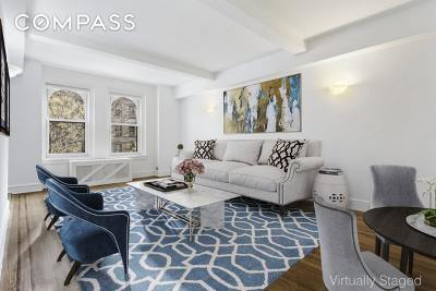 New York Unit For Sale For Sale: 200 W 108th St