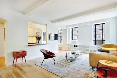 New York Unit For Sale For Sale: 333 W 56th St