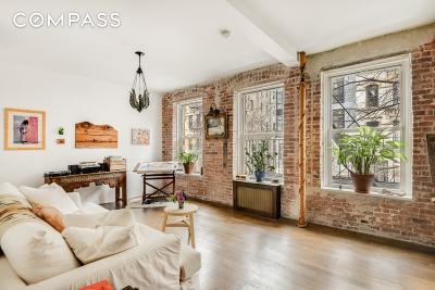 East Village Unit For Sale For Sale: 252 E 7th St
