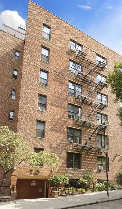 New York Unit For Sale For Sale: 70 Park Ter E