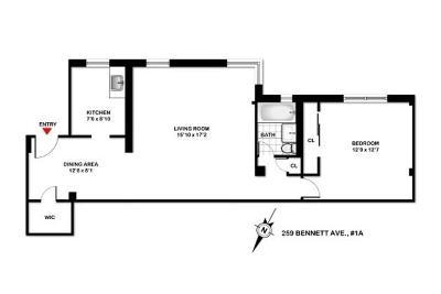 New York Unit For Sale For Sale: 259 Bennett Ave