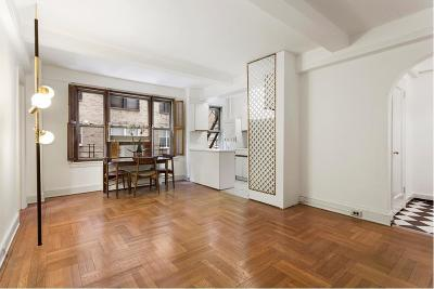 New York Unit For Sale For Sale: 60 Gramercy Park N