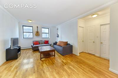 New York Unit For Sale For Sale: 319 E 105th St