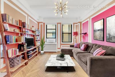 New York Unit For Sale For Sale: 535 W 110th St
