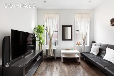New York Unit For Sale For Sale: 204 E 7th St