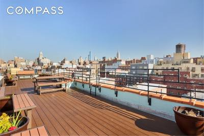 New York Unit For Sale For Sale: 527 E 12th St