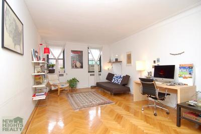 New York Unit For Sale For Sale: 50 Park Ter W