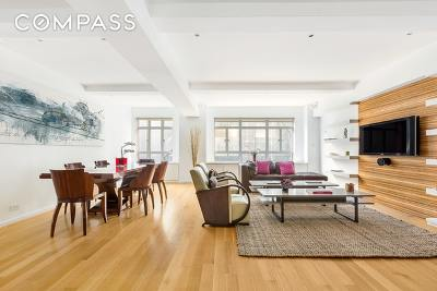 Unit For Sale For Sale: 45 W 54th St