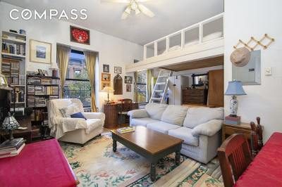 New York Unit For Sale For Sale: 156 W 73rd St