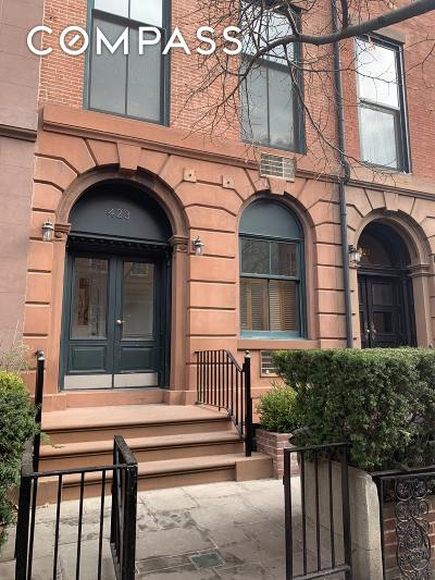 New York Unit For Sale For Sale: 423 W 22nd St