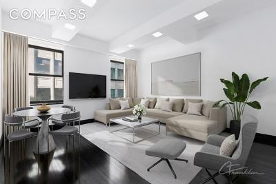 New York Unit For Sale For Sale: 20 Pine St