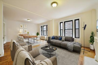 Upper West Side Unit For Sale For Sale: 490 W End Ave