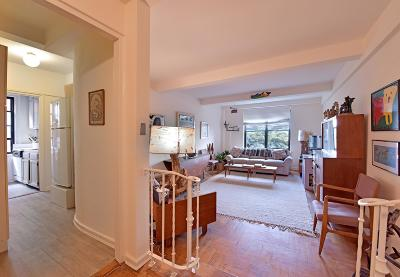 New York Unit For Sale For Sale: 72 Park Ter W