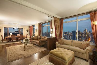 New York NY Unit For Sale For Sale: $3,900,000