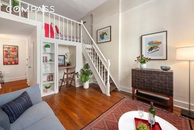 Upper West Side Unit For Sale For Sale: 244 Riverside Dr