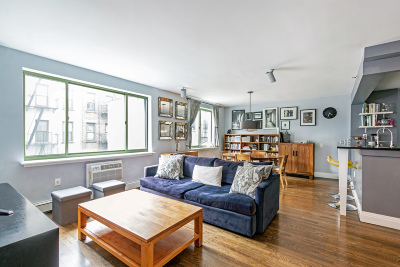East Village Unit For Sale For Sale: 416 E 11th St