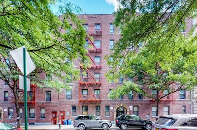 New York Unit For Sale For Sale: 219 W 144th St
