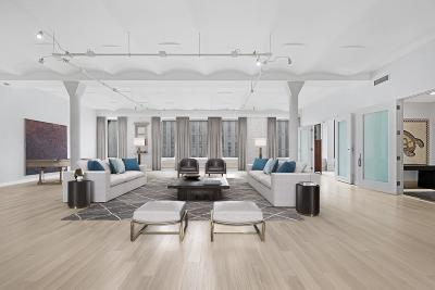 New York NY Unit For Sale For Sale: $8,000,000
