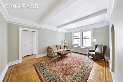 New York Unit For Sale For Sale: 675 W End Ave